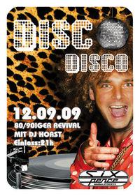Disco Disco@Sixpence