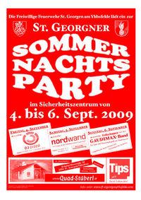 Sommernachtsparty 2009@Sommernachtsparty 2009