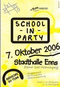 School-In-Party 06@Stadthalle