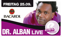 Dr Alban live@Evers