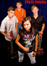 Gruppenavatar von FOUR ROSES - Band und Fans