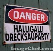 Gruppenavatar von HALLIGALLI DRECKSAUPARTY