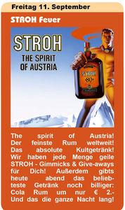Stroh-Feuer