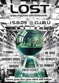 Lost@Club U