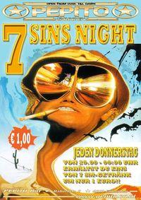 7 Sins Night@Bar Pepito