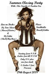 Summer Closing Party feat Tila Tequila@Stadthalle - Bruck/Leitha