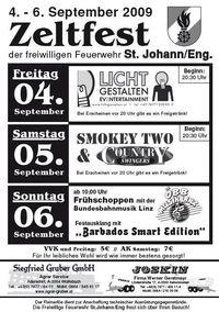 Zeltfest/Countryabend der FF St.Johann/Eng.@Feuerwehrhaus