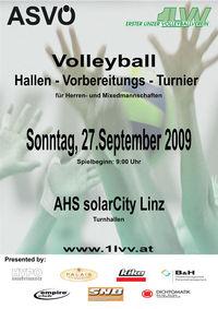 Askö/lvv Volleyball Hallen-vorbereitungs-turnier@AHS solarCity