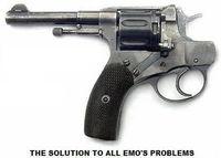 Gruppenavatar von Emos-make ME happy ---> KILL yourself xD