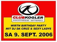 Wirtn Birthday Party@Club Kogler