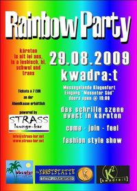RAINBOW Party@[kwadra:t]