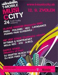 T-Mobile Music City@Viktória