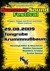 Summer Sound Festival@Tongrube Krummnußbaum