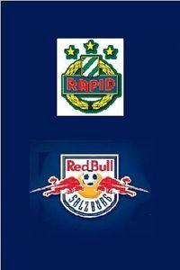SK Rapid Wien - Red Bull Salzburg@Hanappi Stadion