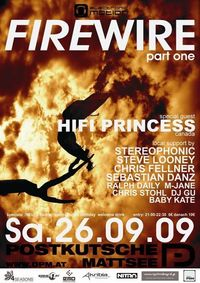 Firewire - part one@Disco Postkutsche