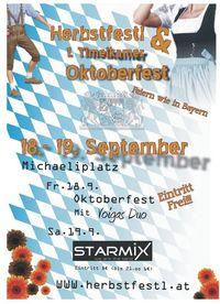 Herbstfestl mit Oktoberfest@Kirtagsgelände