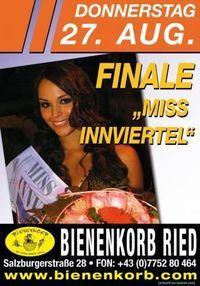 """Finale """"Miss Innviertel"""""""