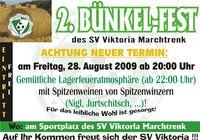 2. Bünkelfest Des Sv Viktoria Marchtrenk@Sportplatz