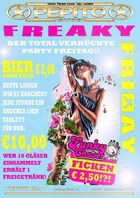 Freaky Friday@Bar Pepito