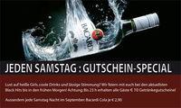 Gutschein Special
