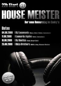 House Meister@Cooky's