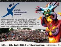 World Bodypainting Festival@Klauberpark