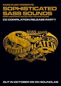 Sophisticated Sass Sounds Cd Release Party@SASS