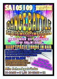 Dance Battle - The Ultimate Competition@Excalibur