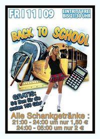 Back to School@Excalibur