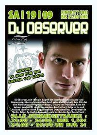 DJ Observer@Excalibur