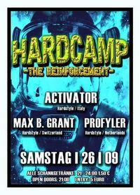 Hardcamp -The Reinforcement-@Excalibur