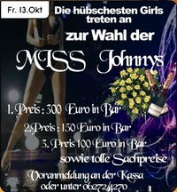 Miss Johnnys Wahl 2006