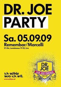 Dr. Joe Party