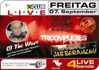 Knock Out presents DJ The Wave@Karosserie Eder