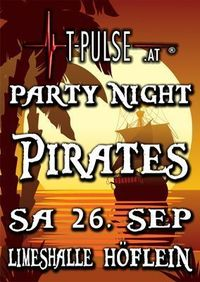 T-Pulse.at Partynight PIRATES@Limeshalle