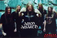 Gruppenavatar von \m/ Amon Amarth! One of the best bands ever! xO \m/