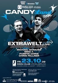 Candy Land Vol.06 with Extrawelt