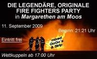 Fire Fighters Party@FF Margarethen am Moos
