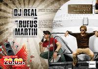 Dj Real & Rufus Martin (Live) / Remembar Birthday 09