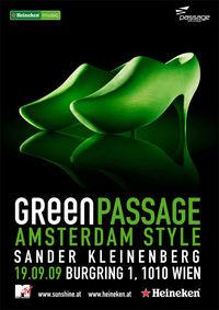 Heineken Green Club: Sander Kleinenberg Live!@Babenberger Passage