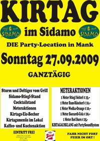 Kirtag@Cafe Sidamo Mank