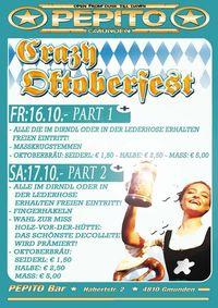 Crazy Oktoberfest@Bar Pepito