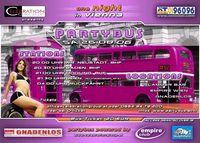 Partybus (Location 1)@Slammer Bar