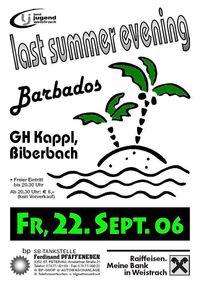 Last Summer Evening@Gasthaus Kappl