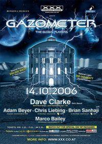XXX Gazometer - The Global Players