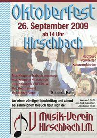 Oktoberfest@Maschinenhalle Fam. Wiesinger