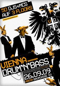 Vienna Drum&Bass@Arena Wien