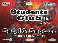 Students Club@Melkerkeller