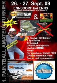 ProPaintball Ennsdorf in Enns - Partyfotos, Events, Adresse
