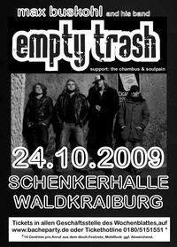 Empty Trash@Schenkerhalle